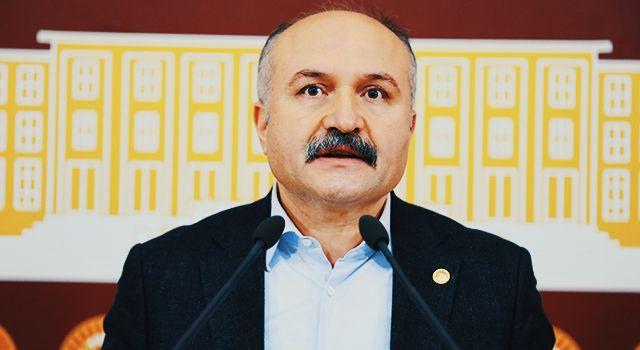 Erhan Usta'dan Bakan Soylu'ya Futbol Müsabakalarıy İlgili Soru Önergesi
