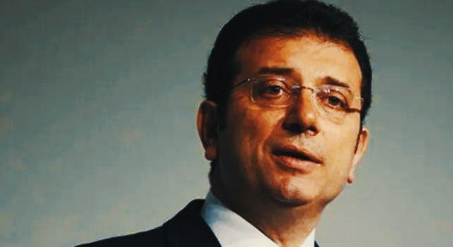 İmamoğlu'ndan Cumhurbaşkanı Erdoğan'a yanıt