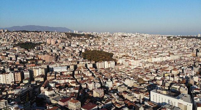 Samsun'da nisan ayında 1384 konut satıldı