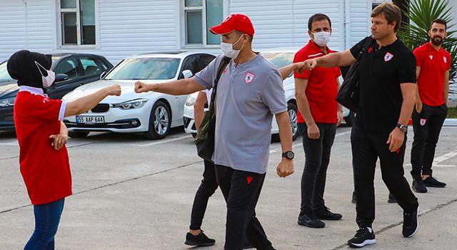Samsunspor'un Adana programı belli oldu