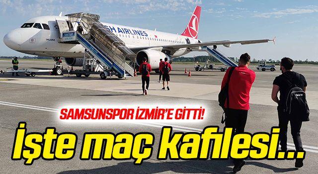 Samsunspor'un Altınordu maçı kadrosu açıklandı