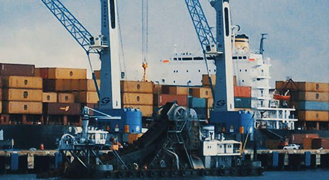 Son Dakika: İskenderun Limanı'nda 1 ton uyuşturucu ele geçirildi