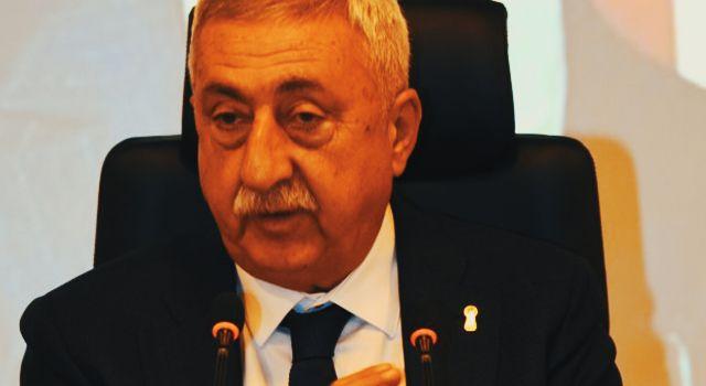 TESK Genel Başkanı Bendevi Palandöken: Fatura yine esnafa çıktı