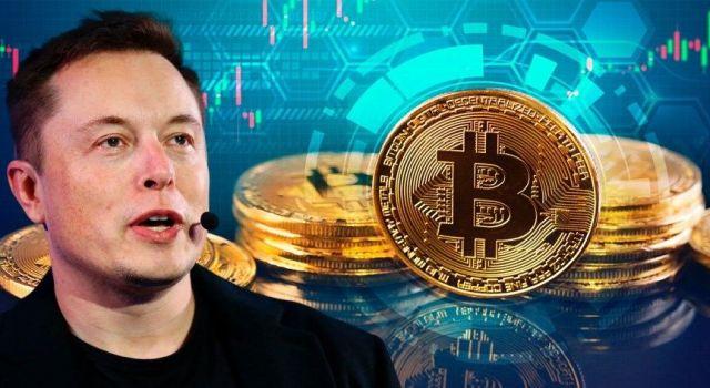 Tesla CEO'su Elon Musk açıklama yaptı Bitcoin Çakıldı