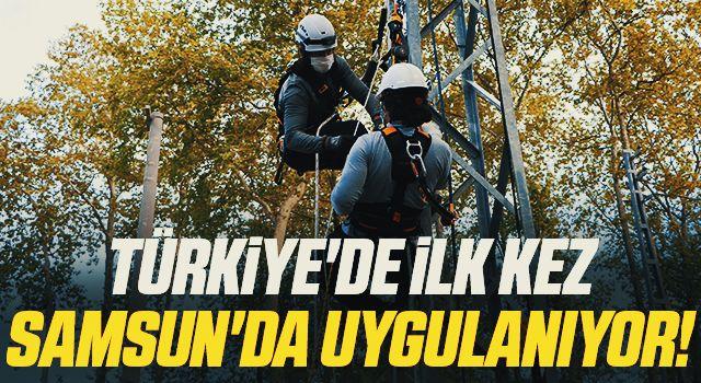 Türkiye'de ilk kez Samsun'da uygulanıyor: Genç mühendislere 'komando' gibi eğitim