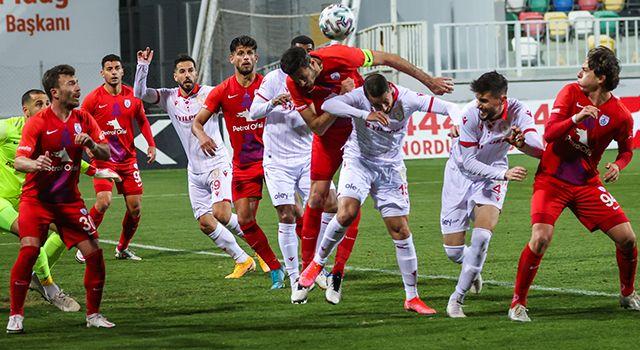 Yılport Samsunspor ile Altınordu 17. kez karşılaşacak