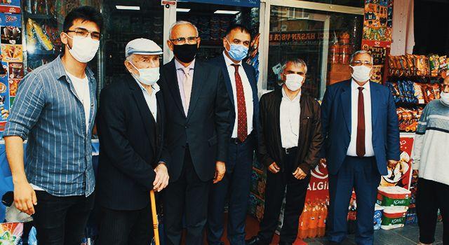AK Parti Samsun Milletvekili Yılmaz: İlk günkü aşklasiyaset yapıyoruz