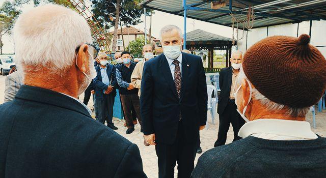 """Başkan Kılıç: """"Daha yaşanabilir ve modern bir Bafra için çalışıyoruz"""""""