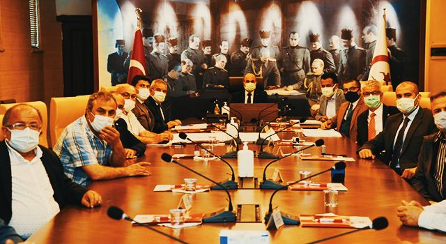 Çarşamba Karma OSB'de ön tahsis protokolleri imzalandı