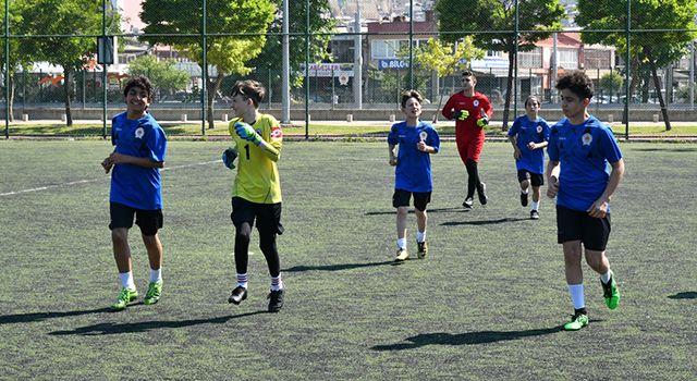 Çocuklar Sporla Buluşuyor