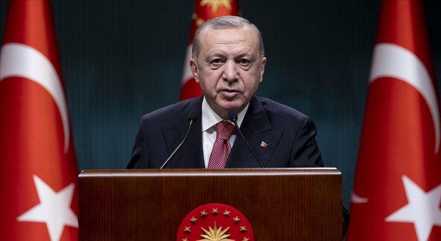 Cumhurbaşkanı Erdoğan: NATO Zirvesi'nde müttefiklerimizle ittifaka verdiğimiz önemin altını bir kez daha çizeceğiz