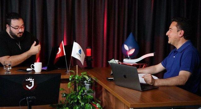 DEVA Partisi Genel Başkanı Ali Babacan pişmanlığını anlattı: Keşke konuşsaydım