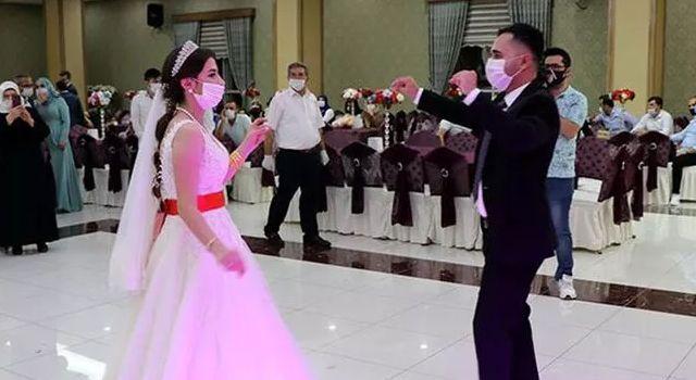 Düğünlerdeki kısıtlamalarla ilgili yeni gelişme! İkram dönemi yeniden başladı
