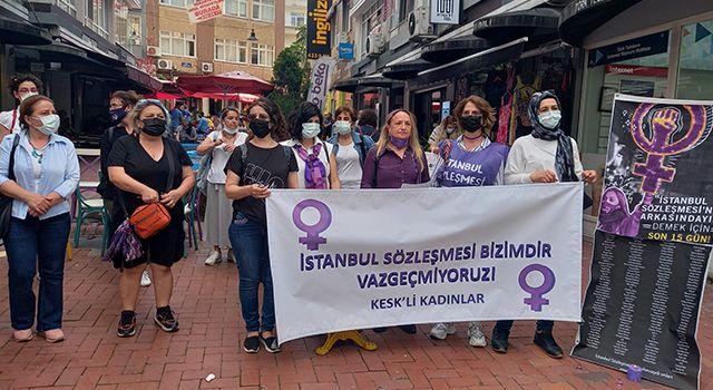 'İstanbul Sözleşmesi yürürlüğe sokulmalı'