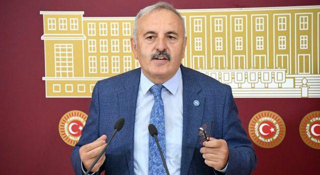 İYİ Parti Samsun Milletvekili Bedri Yaşar: Avrupa'nın çöplüğü değiliz