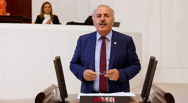 İYİ Parti Samsun Milletvekili Bedri Yaşar: Nakliyecilerinahını almayın