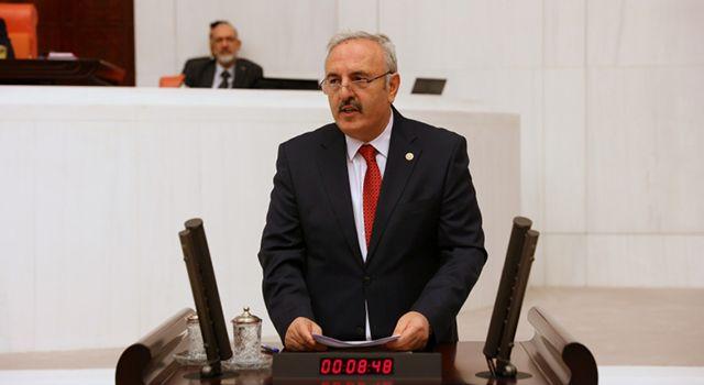 İYİ Parti Samsun Milletvekili Bedri Yaşar'dan Ziraat Bankası çağrısı