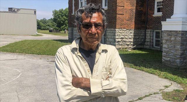 Kanada'da 11 yıl yatılı kilise okulunda kalan Geronimo Henry, yaşananları 'soykırım' olarak nitelendirdi