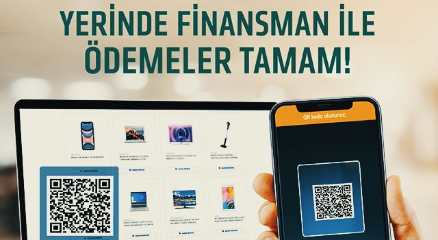 Kuveyt Türk'ten bir ilk: Yerinde Finansman