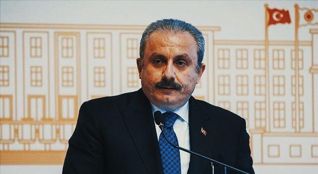 """Mustafa Şentop'tan Süleyman Soylu'ya """"10 bin dolar alan siyasetçi"""" sorusu"""