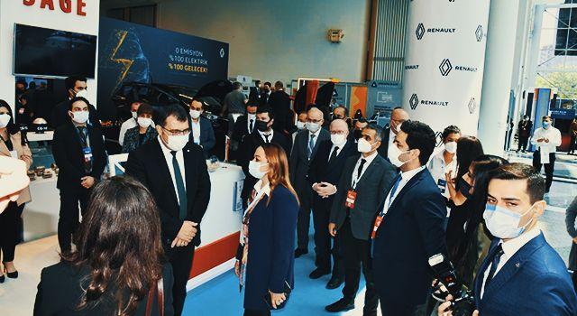 OMÜ ve SAMÜ, Türkiye Verimlilik ve Teknoloji Fuarı'nda