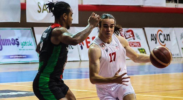 Samsunspor Basketbol: 69 Semt 77 Yalovaspor: 77