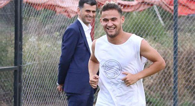 Samsunspor, genç oyuncuya kancayı taktı