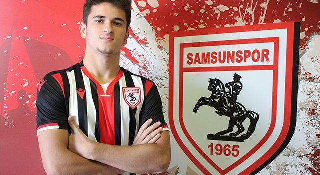 Samsunspor'un Genç Golcüsü Ali Kılıç'a Milli Davet