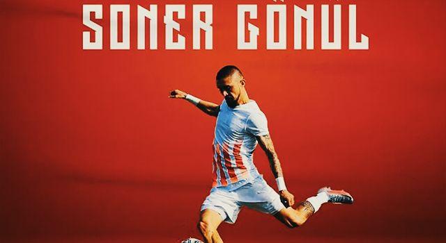 Samsunspor'un yeni transferi Soner Gönül'den ilk açıklama