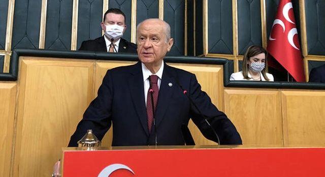 Son dakika: Bahçeli'den Ahmet Şık'a çok sert tepki