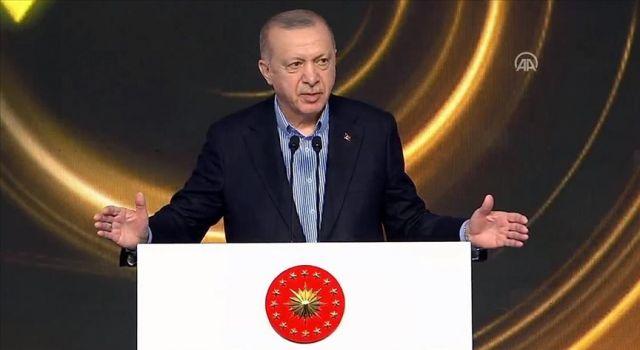 Son Dakika: Cumhurbaşkanı Erdoğan'dan yerli aşı açıklaması