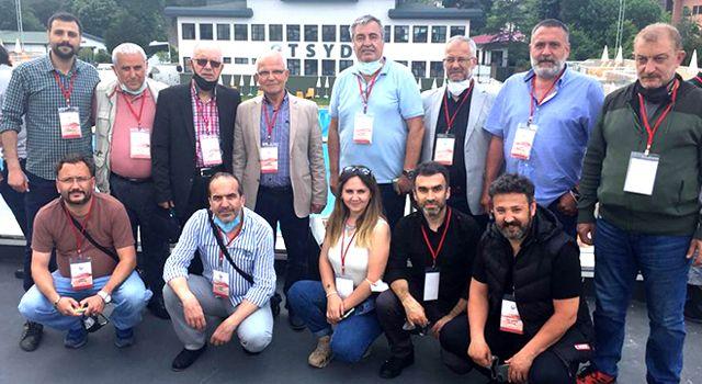 TSYD kongresine Samsun çıkarması!