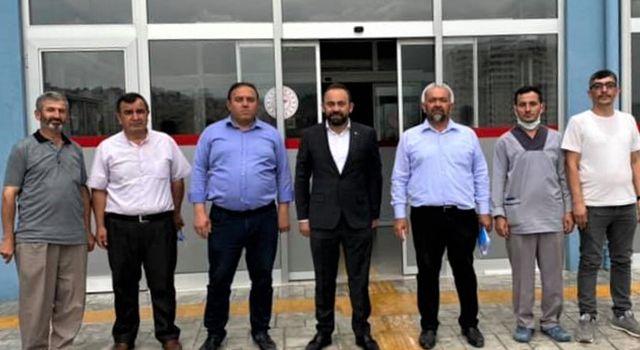 Yeni Kavak Yeni Devlet Hastanesi 21 Haziran'da hizmete açılacak