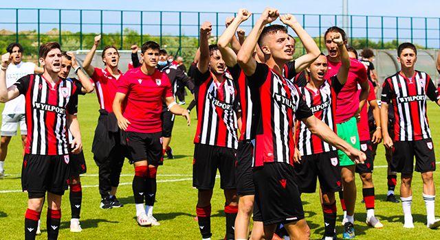 Yılport Samsunspor U19 Takımı Şampiyon Oldu