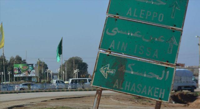 ABD öncülüğündeki koalisyon güçlerinden Haseke'de 400 YPG/PKK'lı teröriste silahlı eğitim