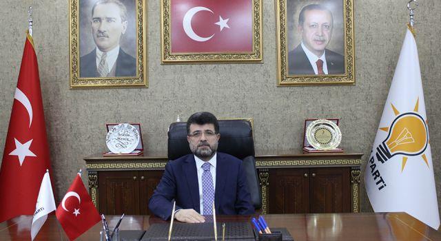 AK Parti Bafra İlçe Başkanı Avukat İbrahim Semiz Noter Olarak Atandı