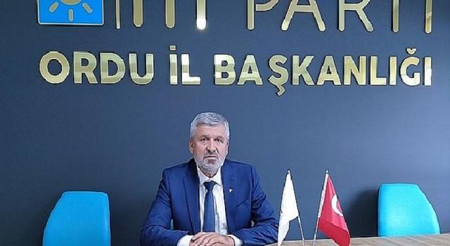 Başkan Ekrem Şentürk'ten fındık fiyatlarına ilişkin açıklama