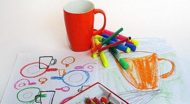 Çocuklara özel yaz sanat okulu ağustosta da devam ediyor