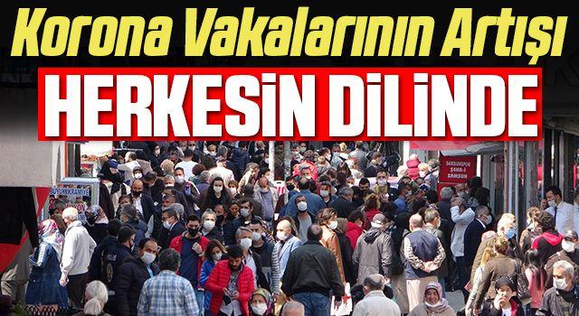 Dünya, Türkiye'deki Covid-19 artışını konuşuyor