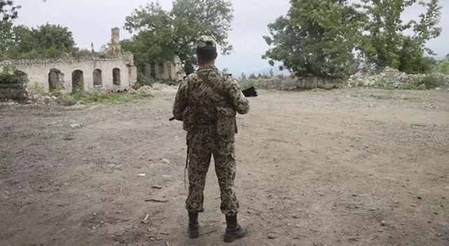 Ermenistan ordusunun açtığı ateş sonucu Azerbaycan askeri şehit oldu