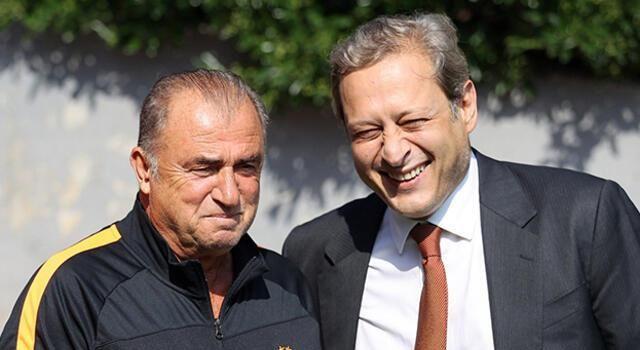 Başkan Burak Elmas duyurdu! Fatih Terim ile 3 yıllık sözleşme