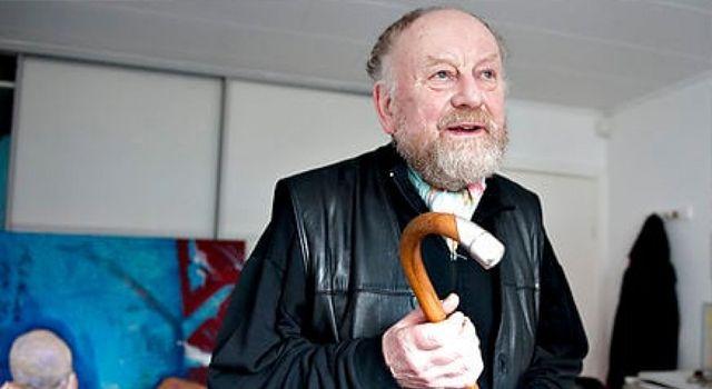 İslam karşıtı karikatürist Kurt Westergaard öldü