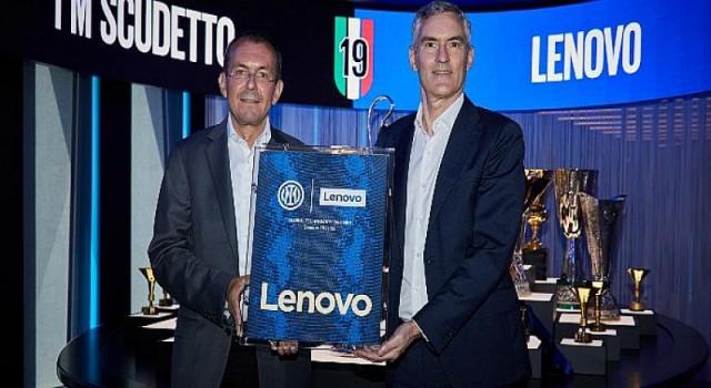 İtalya'nın dünyaca ünlü futbol takımı FC Inter'in global teknoloji sponsoru olan Lenovo, bu iş birliğini bir üst seviyeye taşıyor!