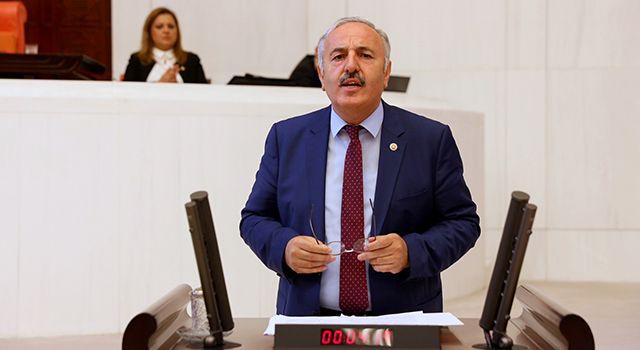 İYİ Parti Samsun Milletvekili Bedri Yaşar'dan Hammadde fiyatlarınamüdahale çağrısı