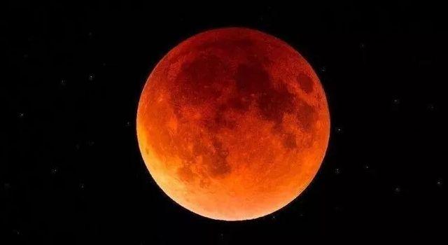 Kanlı ay tutulması ne zaman? 2021 kanlı ay tutulması Türkiye'den izlenecek mi?
