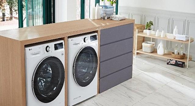LG Buhar Özellikli Çamaşır Makineleri ile Ekstra Hijyen, Ekstra Özen