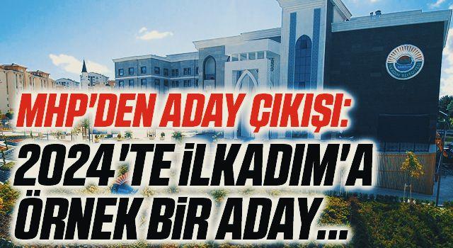 MHP'den Aday Çıkışı: 2024'te İlkadım'a Örnek Bir Aday...