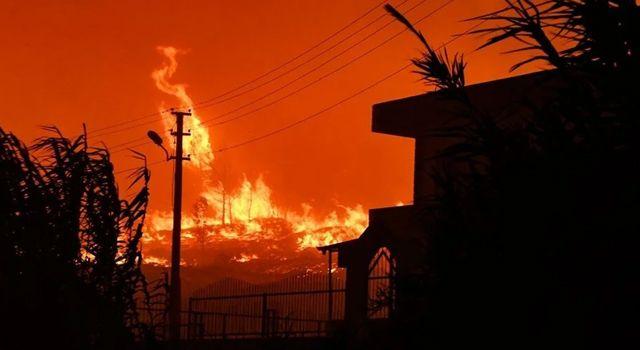 Muğla, Osmaniye, Adana, Mersin ve Antalya'da orman yangını: Evler yanıyor