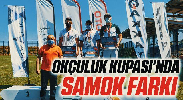 Okçuluk Kupası'nda SAMOK Farkı