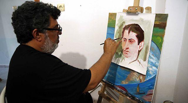 Saddam'ın ressamı Erdoğan'ın hayranı